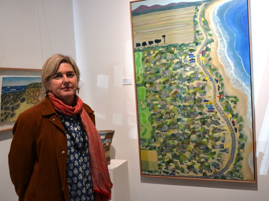 Artist In Residence Eye For The Land Geelong Coast Magazine